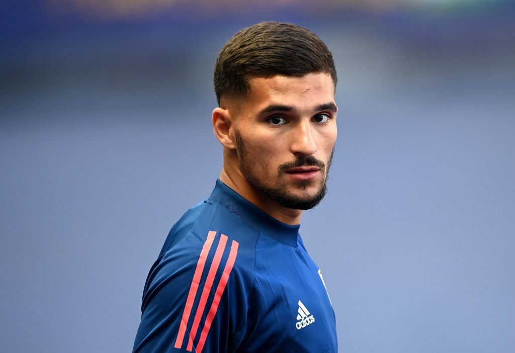 Liverpool target Houssem Aouar is allegedly trying to force a transfer