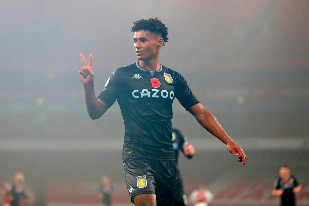 Liverpool have been linked with a move for Ollie Watkins