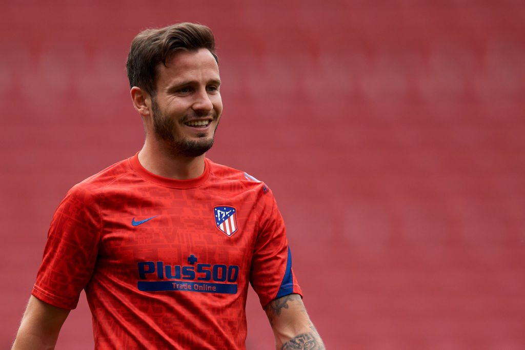 Liverpool fans have reacted to links to Saul Niguez at Atletico Madrid.