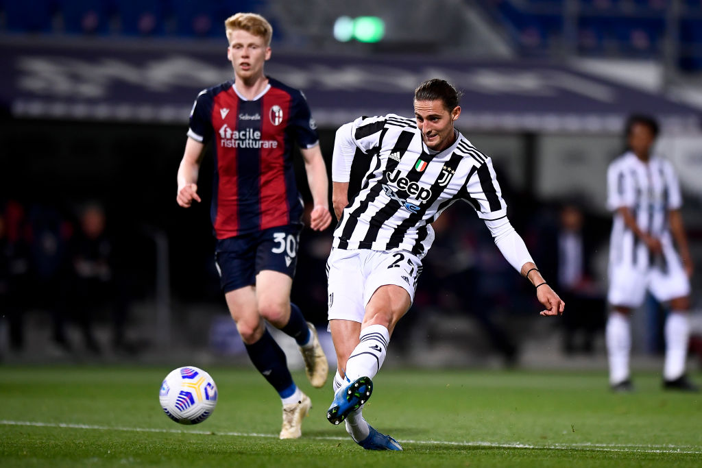 Is Adrien Rabiot of Juventus a realistic option for Liverpool?