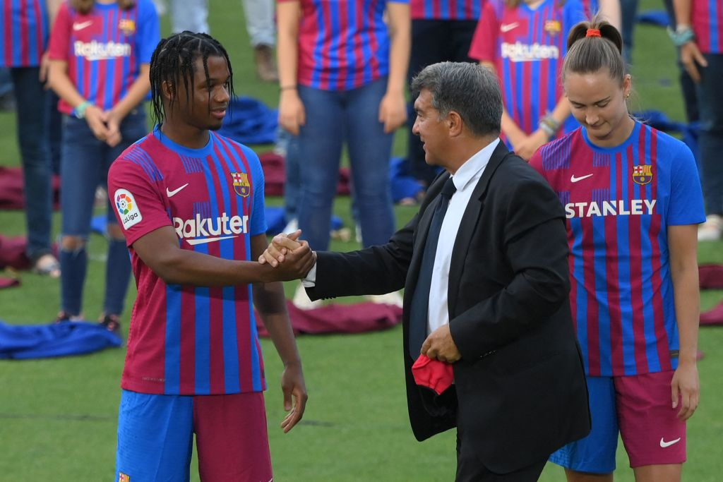 Will Liverpool move to sign Fati from Barcelona