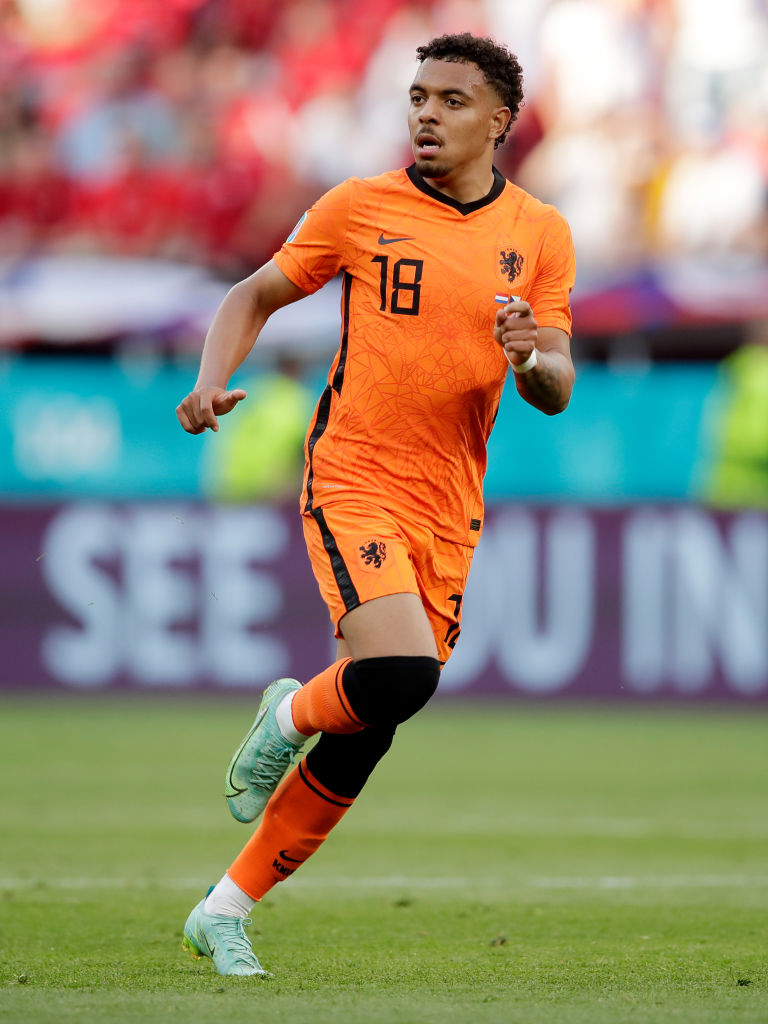 Liverpool have offered Marko Grujic in a swap deal for Donyell Malen