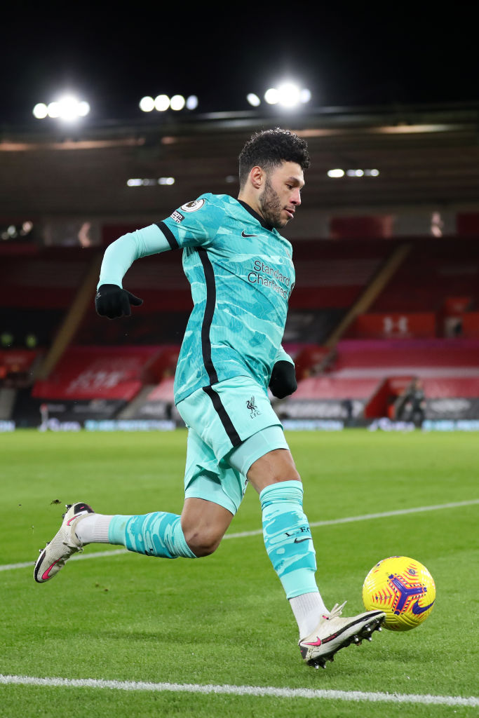 Alex Oxlade-Chamberlain as a false nine could tempt West Ham into a move