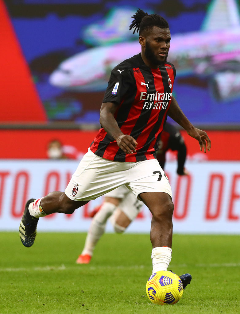Liverpool have been linked with a move for Franck Kessie and fans are ecstatic
