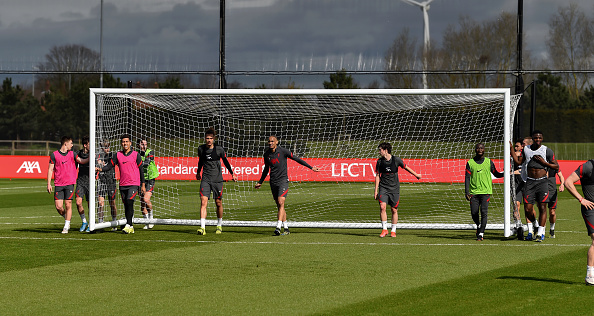 Liverpool will have a good mix of players at their pre-season training camp