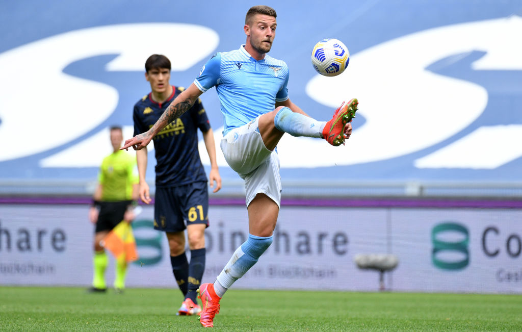 Liverpool have made contact in an attempt to sign Sergej Milinkovic-Savic