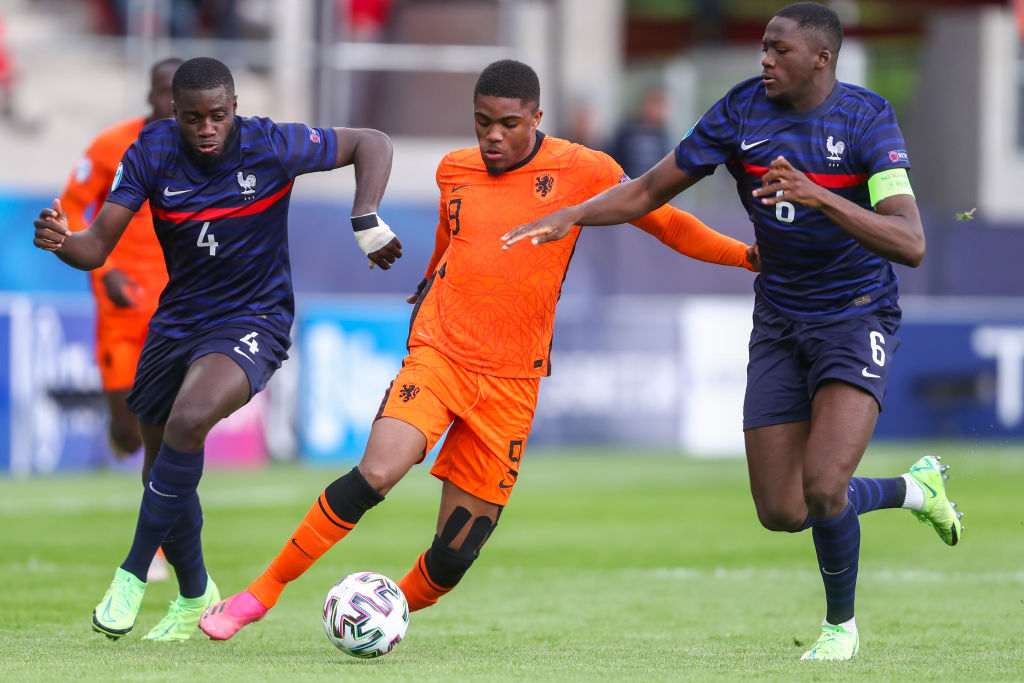 Myron Boadu is on the verge of a move to Monaco