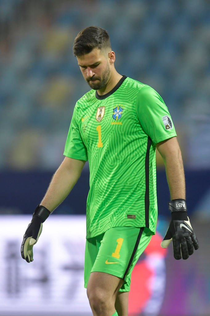 Liverpool are close to completing a new contract for Alisson