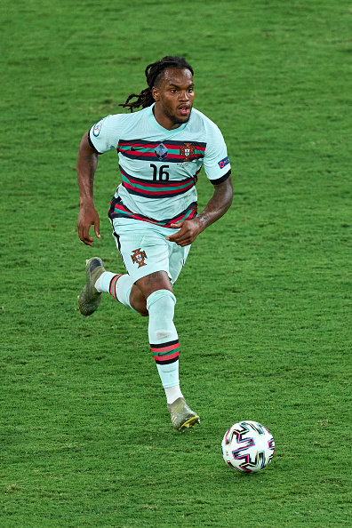 Liverpool are in interested in Renato Sanches after his impressive Euro 2020 performances