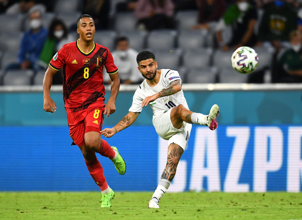 Youri Tielemans showed against Italy that he is not right for Liverpool