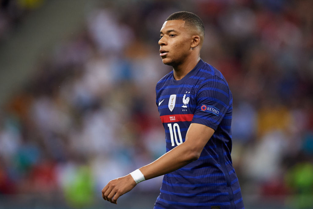 Liverpool are leading contenders to sign Kylian Mbappe