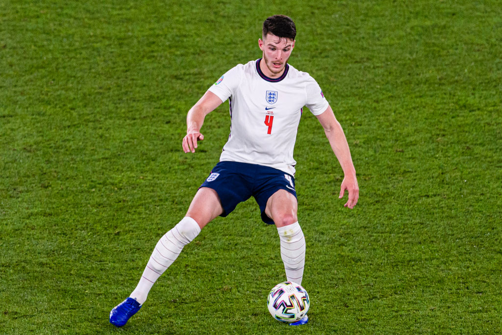 Paolo Di Canio reckons Liverpool should move for Declan Rice.