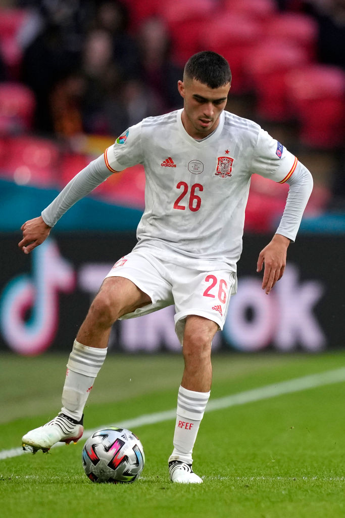 Saul heading for Barcelona could help Liverpool land Pedri.