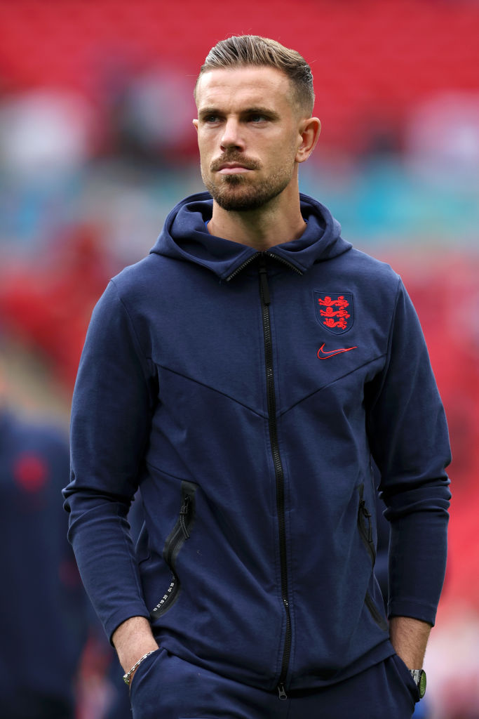 PSG and Atletico are admirers of Jordan Henderson and the skipper's future is up in the air