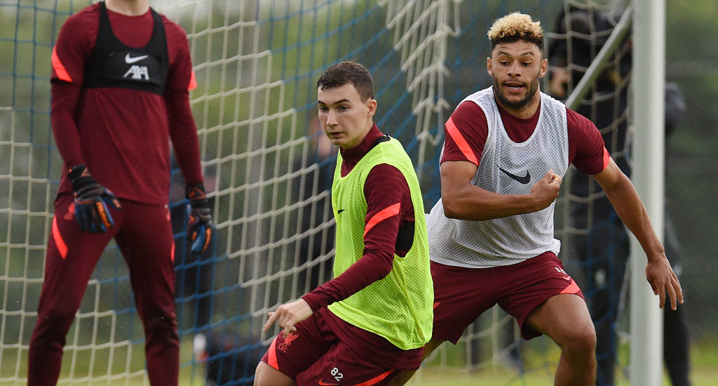 Contract signed, now Mateusz Musialowski can target Liverpool first-team - Rousing the Kop