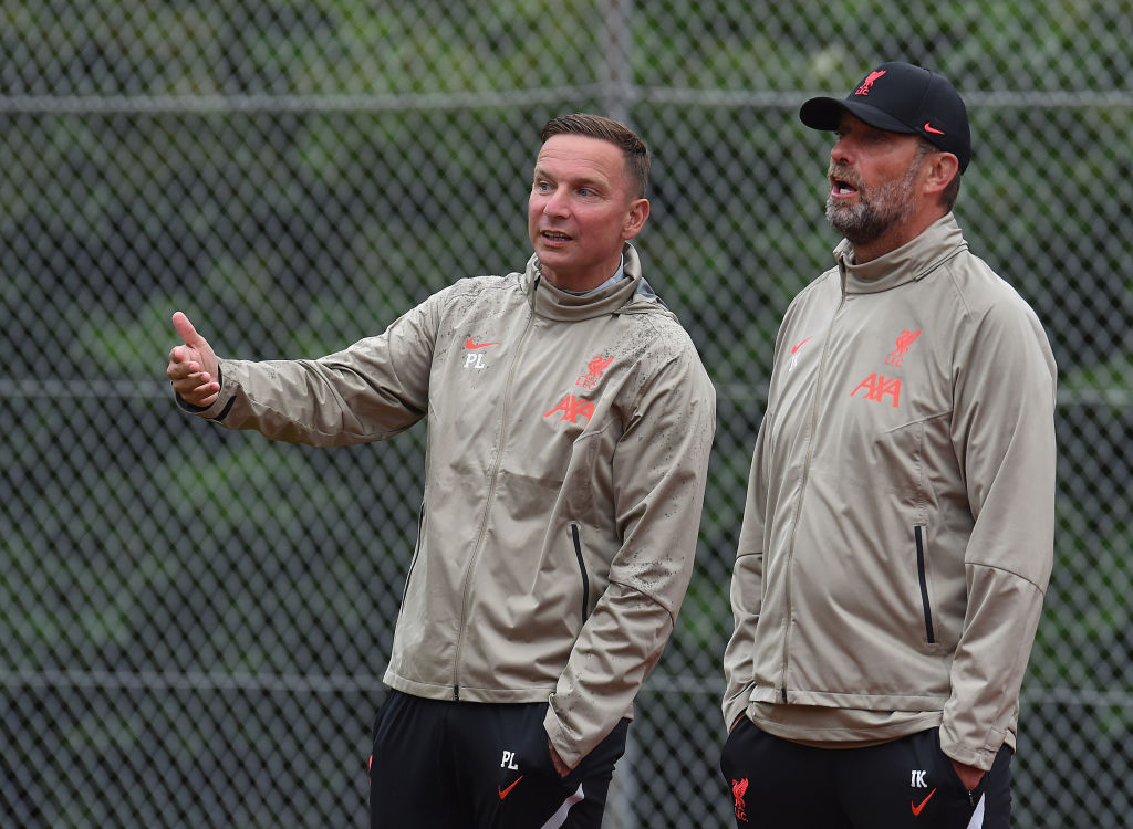 Klopp and Lijnders must avoid signing a specialist No 9 or No 10 for Liverpool