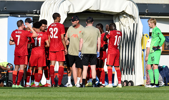 Should Liverpool try a back three this pre-season?