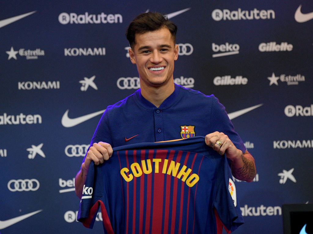 Barcelona could pay Liverpool £17m this season