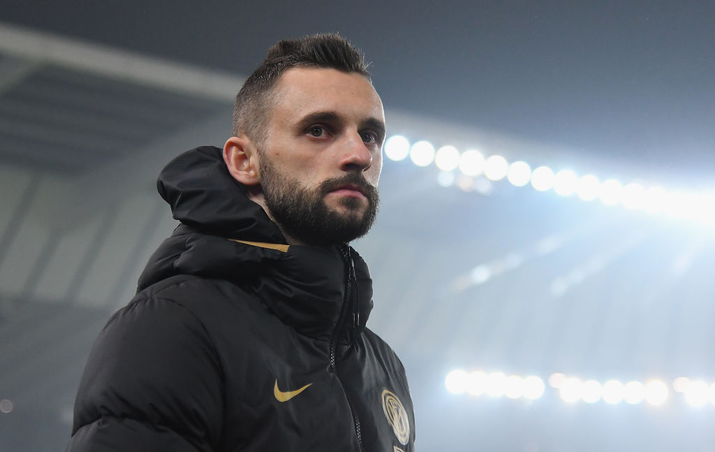 Liverpool are allegedly hoping to sign Marcelo Brozovic on a free transfer