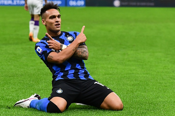 Ideal Liverpool striker Lautaro Martinez is reportedly available for £76m