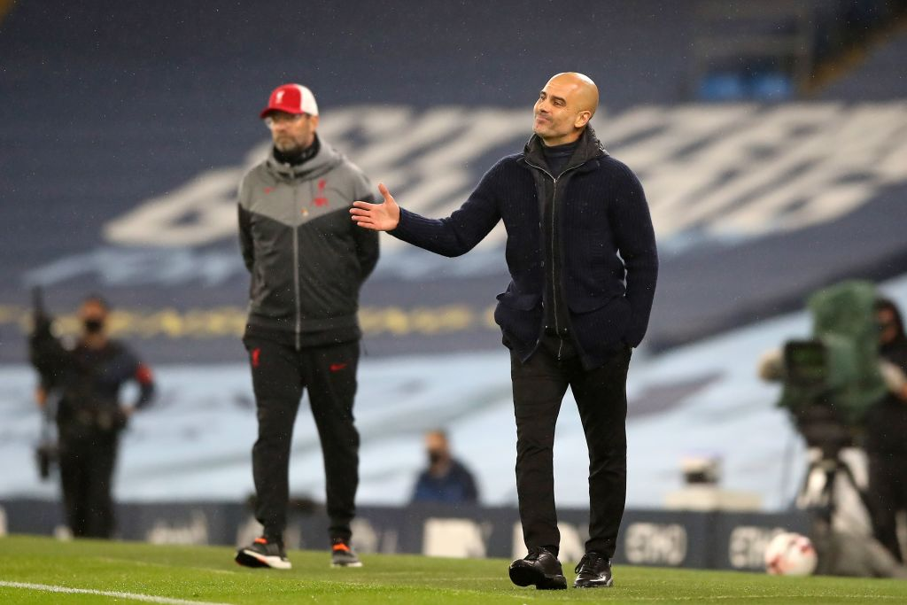 Klopp knows that Liverpool cannot spend as much as Pep and Manchester City