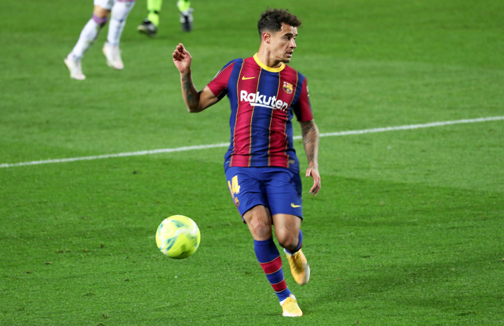 Liverpool want Philippe Coutinho. Twitter has erupted