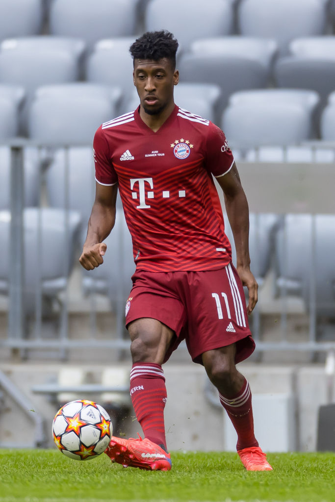 Coman, Kimmich and Goretzka are all being tracked by Liverpool
