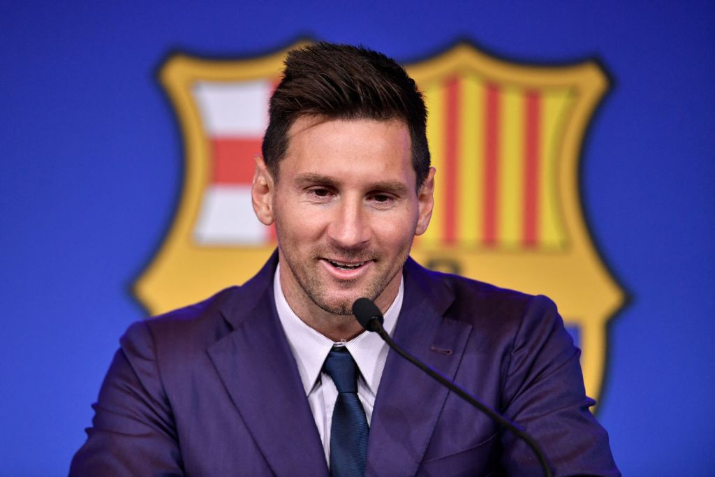 Francis Nkwain once said Lionel Messi should sign for Liverpool