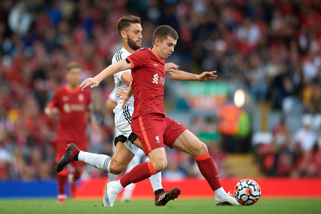 Ben Woodburn is attracting serious interest from Europe and the Championship