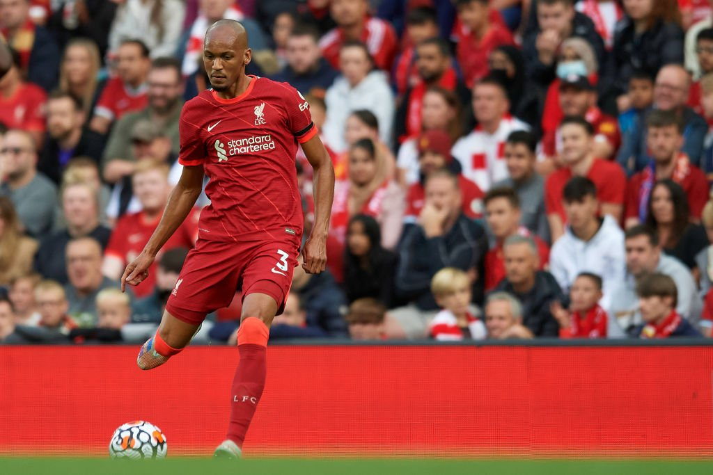 Fabinho has to play at left-back in our Liverpool 1-to-11