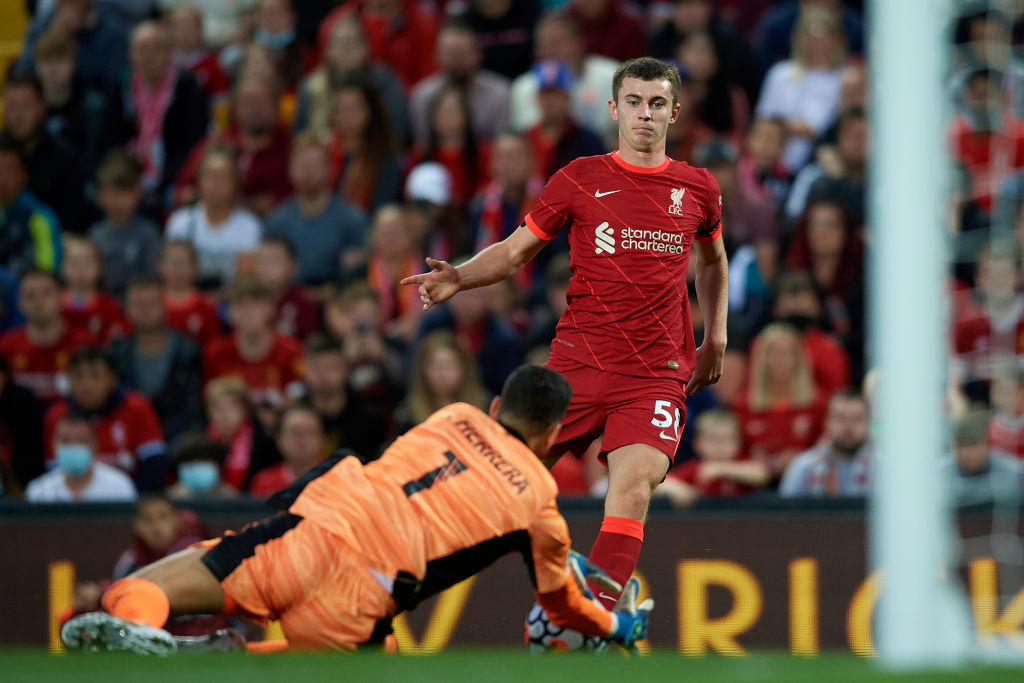 Ben Woodburn heading out this season is evidence of how important the new training centre is