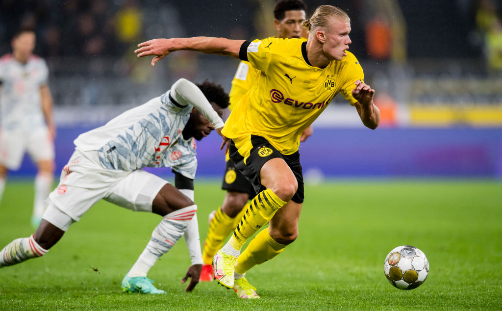 Liverpool chances of signing Erling Haaland have been boosted by an adjustment in the player's contract