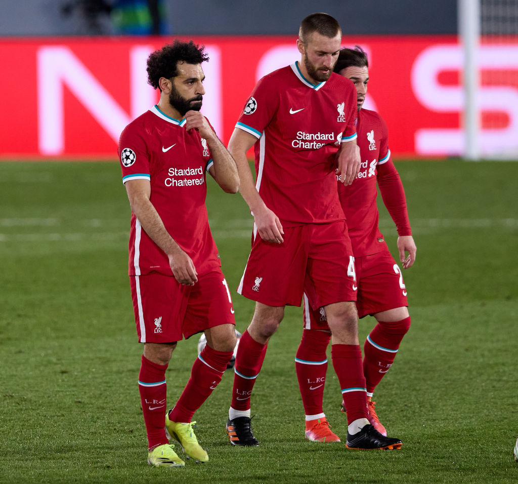 Jürgen Klopp has dropped a big transfer hint by leaving Nat Phillips and Xherdan Shaqiri out of the squad to face Osasuna