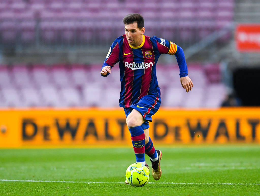 Money is not going to stop Messi joining Liverpool