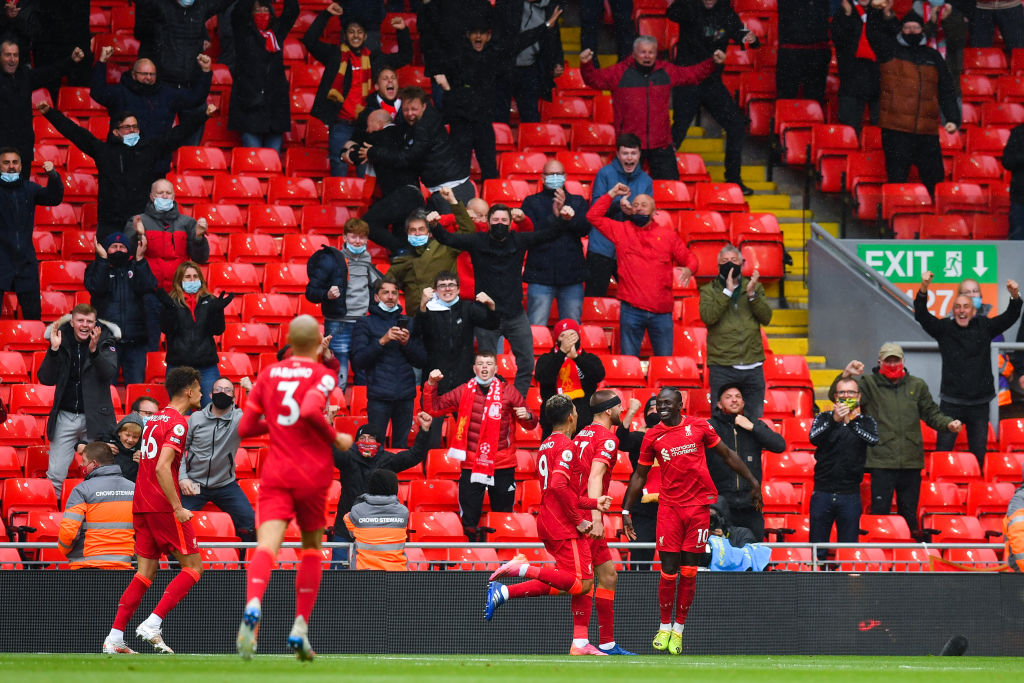 Fans still want more new signings at Liverpool