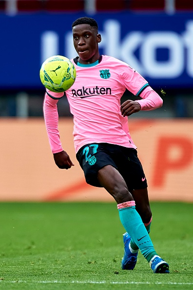 Liverpool could hold an advantage in the race for Ilaix Moriba as the youngster has elected to play for Guinea