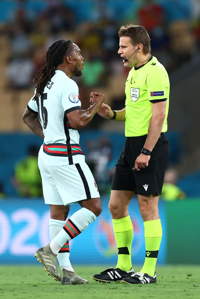 we could see movements with reported Liverpool target Renato Sanches in the coming days