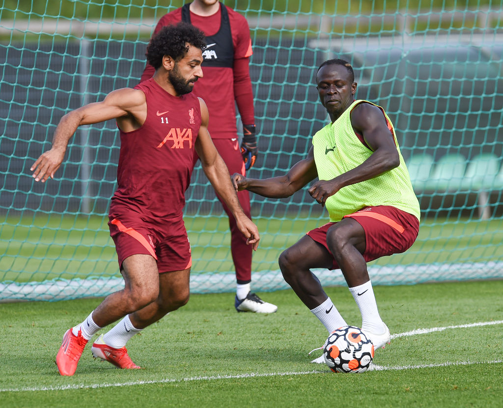 Liverpool are lining up new deals for Mane and Salah