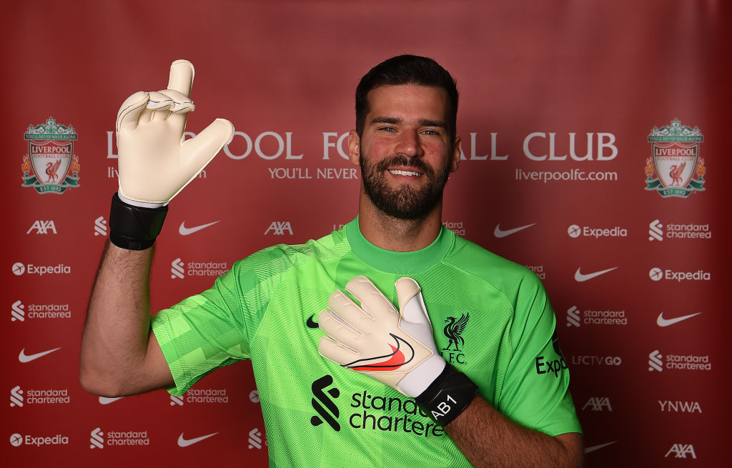 Allison Becker Signs a New Contract at Liverpool