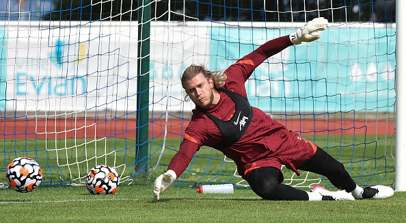Liverpool could end up freezing Loris Karius out this summer
