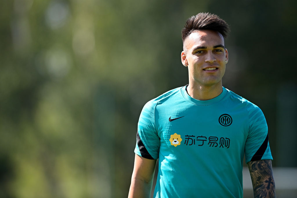 Spurs have agreed a £60m fee for reported Liverpool target Lautaro Martinez