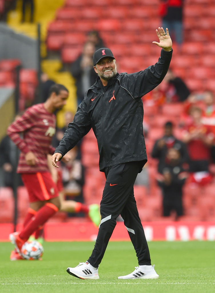 Klopp has delivered a promising transfer update Friendly