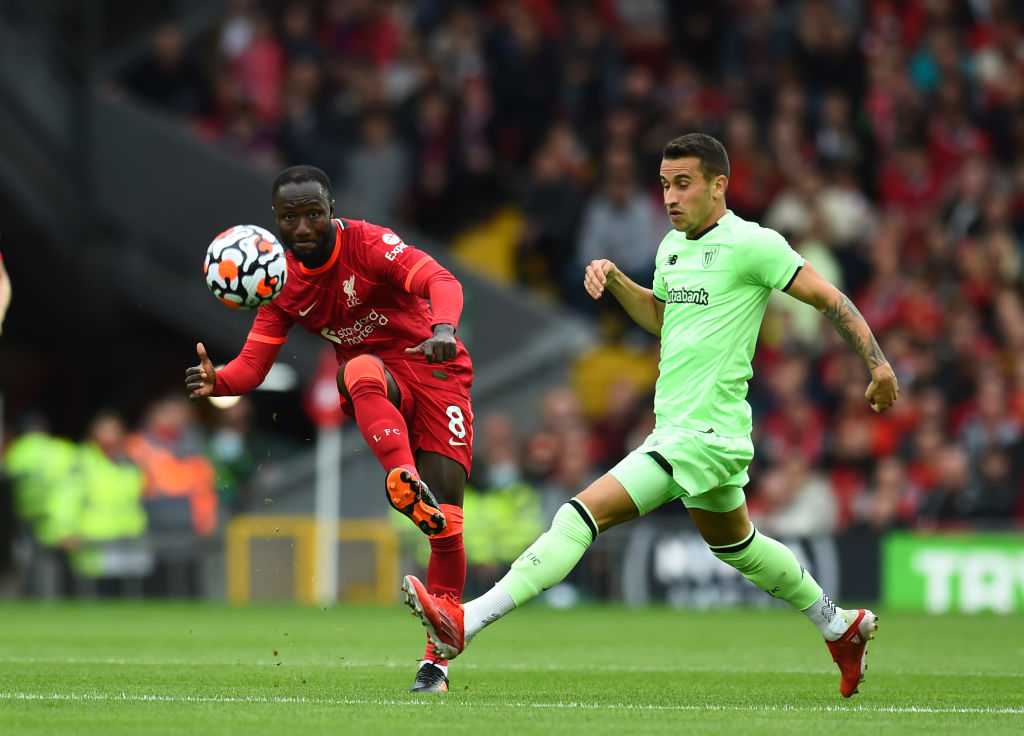 Naby Keita coming good is one of our 2021/22 bold predictions