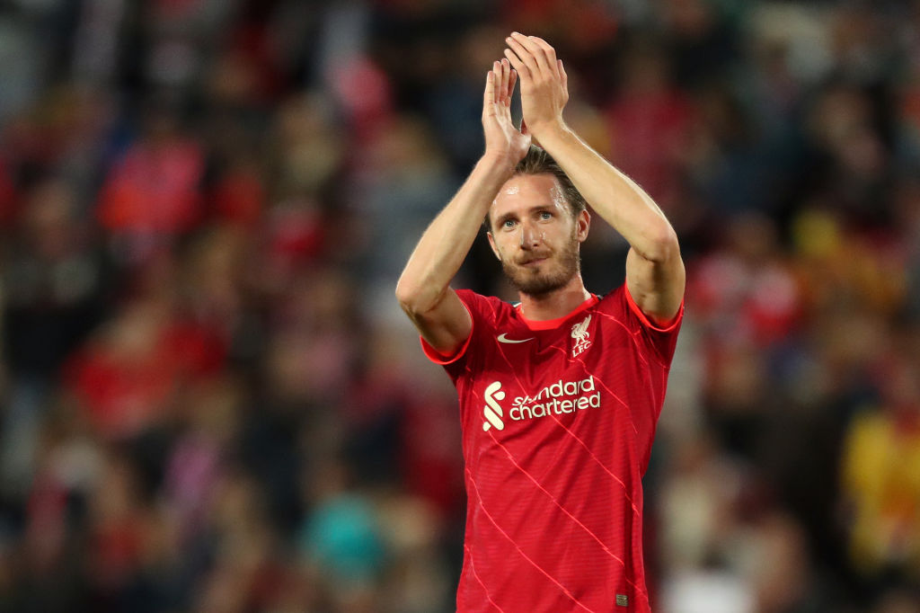 Liverpool are set to sell Ben Davies for a profit