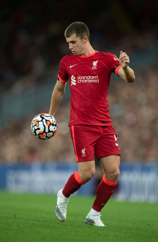 Some Liverpool fans have responded to reports of interest in Ben Woodburn