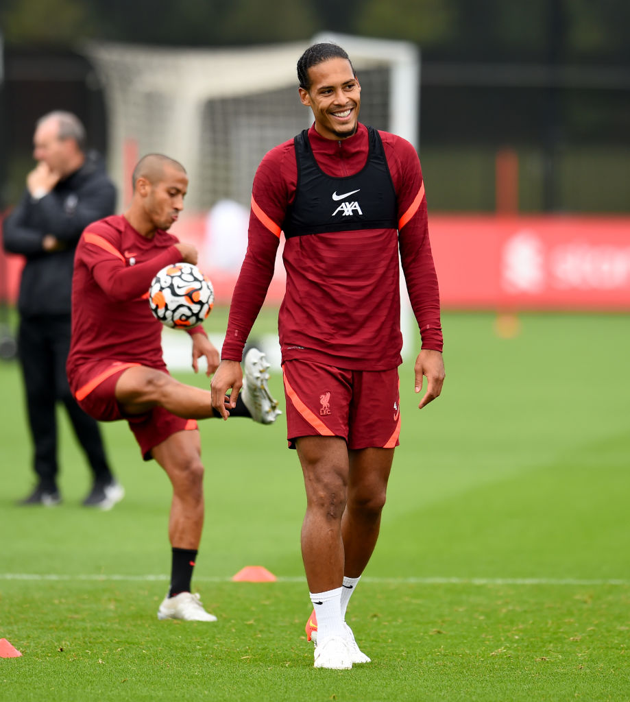 Twitter has reacted to the confirmed Liverpool lineup to face Burnley