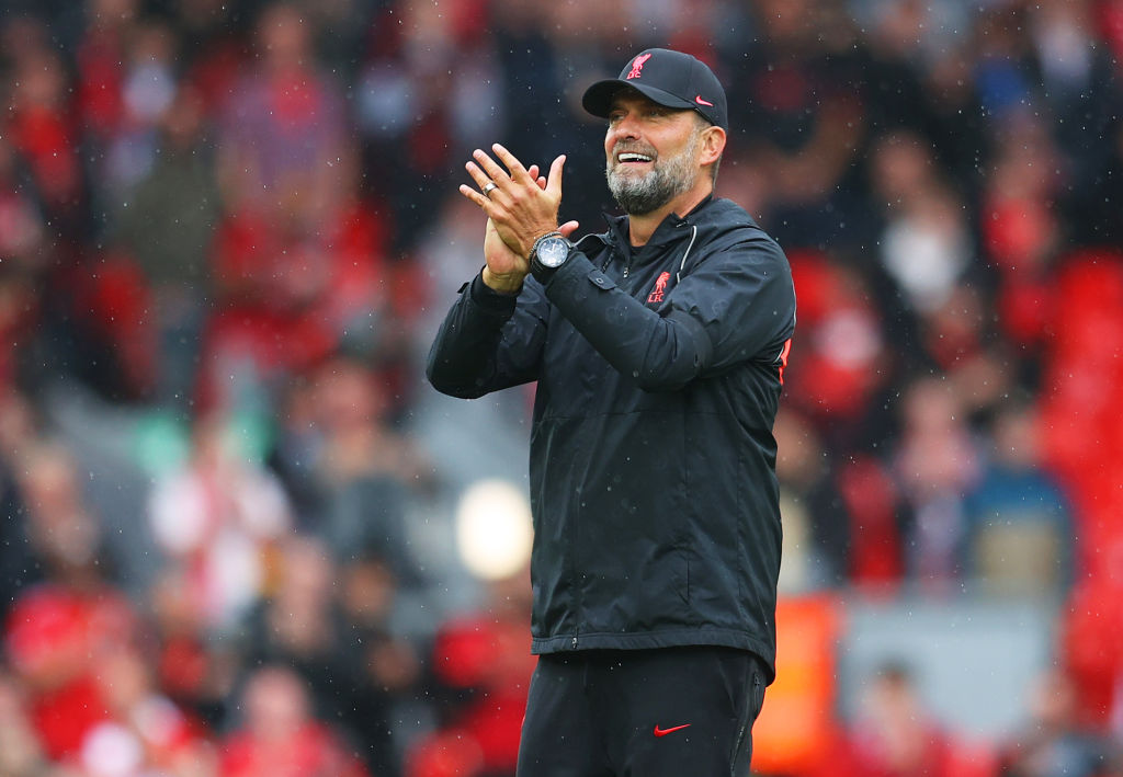 Sean Dyche has hit out at Jürgen Klopp for his 'wrestling' comments