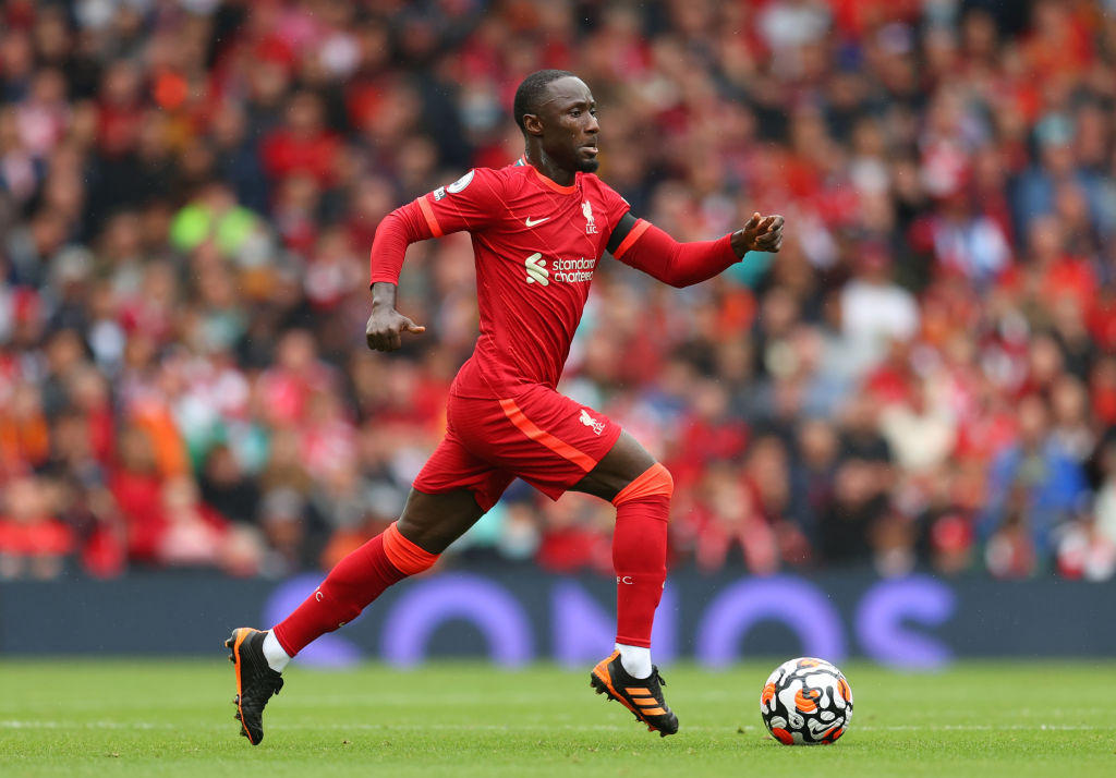 Liverpool are open to selling Naby Keita