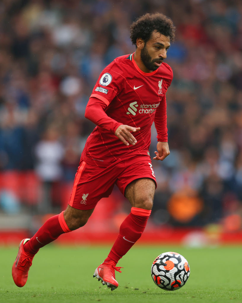 Liverpool could be without four key players after the international break