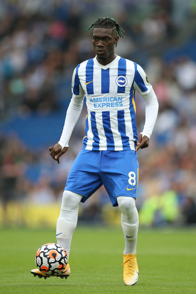 Liverpool fans want Yves Bissouma signed after yet another impressive performance for Brighton